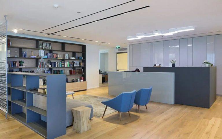 עבודות גמר בבניה - בנאי עזריאל ושטרן משרד עורכי דין סלון