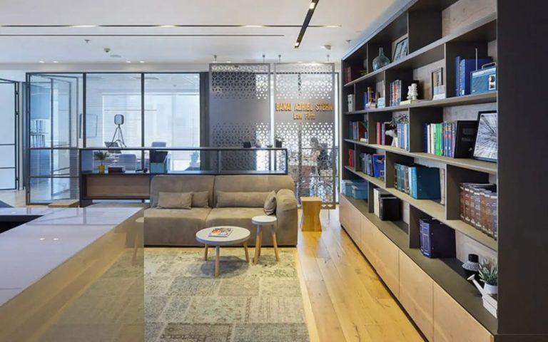 עבודות גמר בבניה - בנאי עזריאל ושטרן משרד עורכי ספרייה