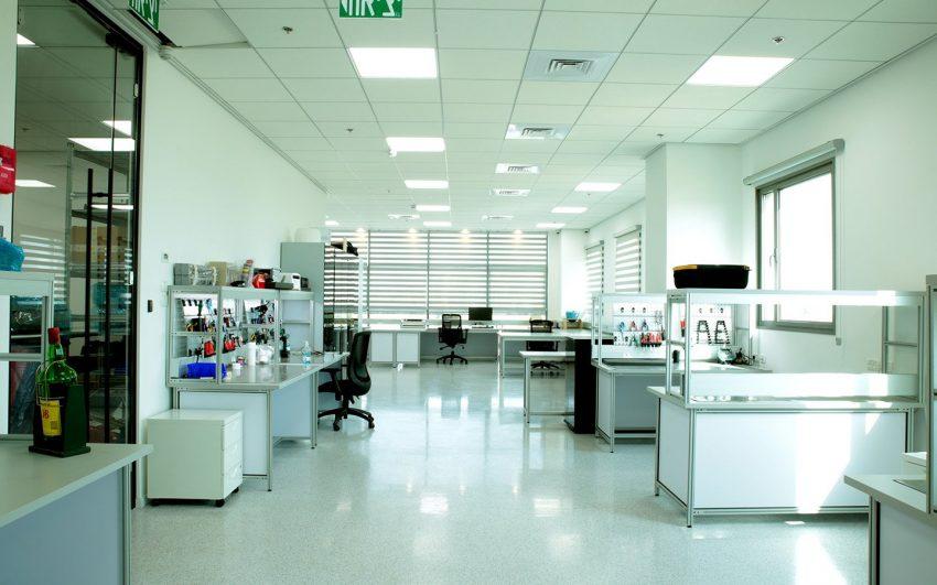 חשיבות עבודתו של קבלן עבודות גמר בתהליך הקמת מעבדה